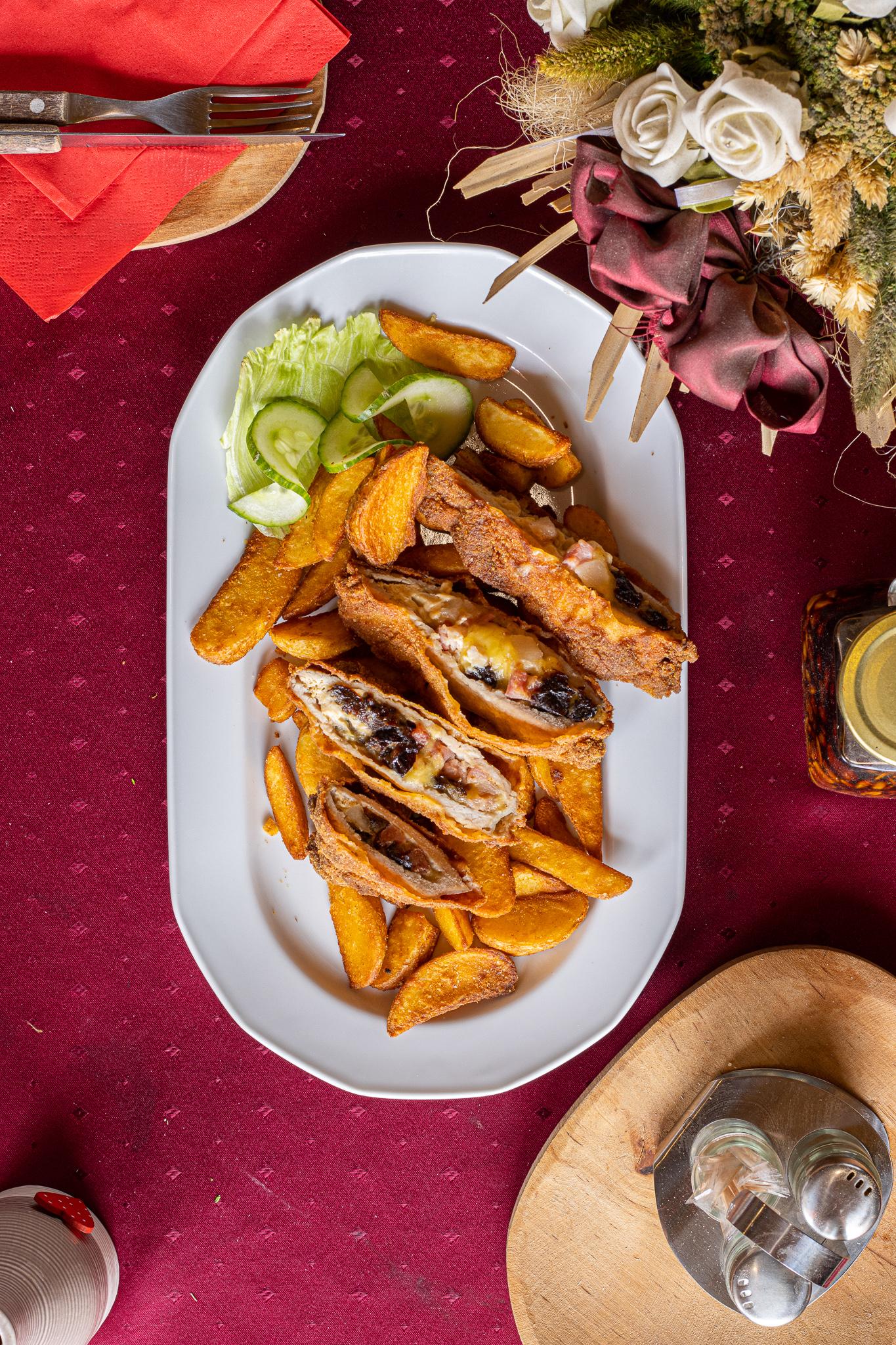 A La Carte étel az Egy Falat Vendéglőben